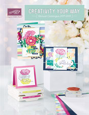 Stampin Up 201718 Catalogue Cover