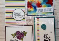 Stampin Up Facebook Live
