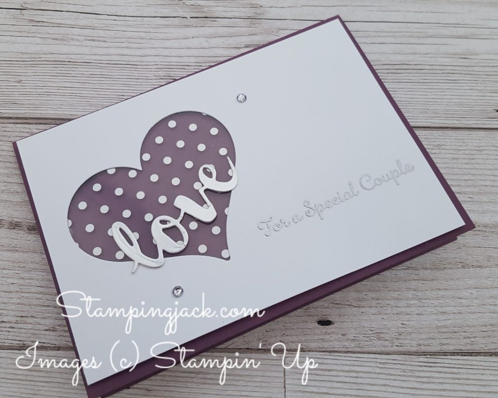 Stampin Up Special Celebrations